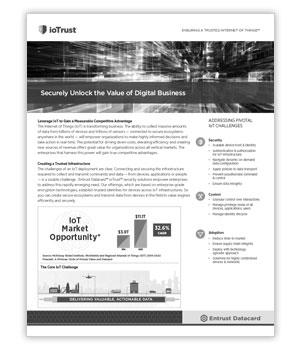 IoT Trust